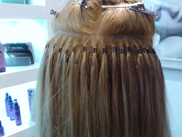 parrucchiere extension
